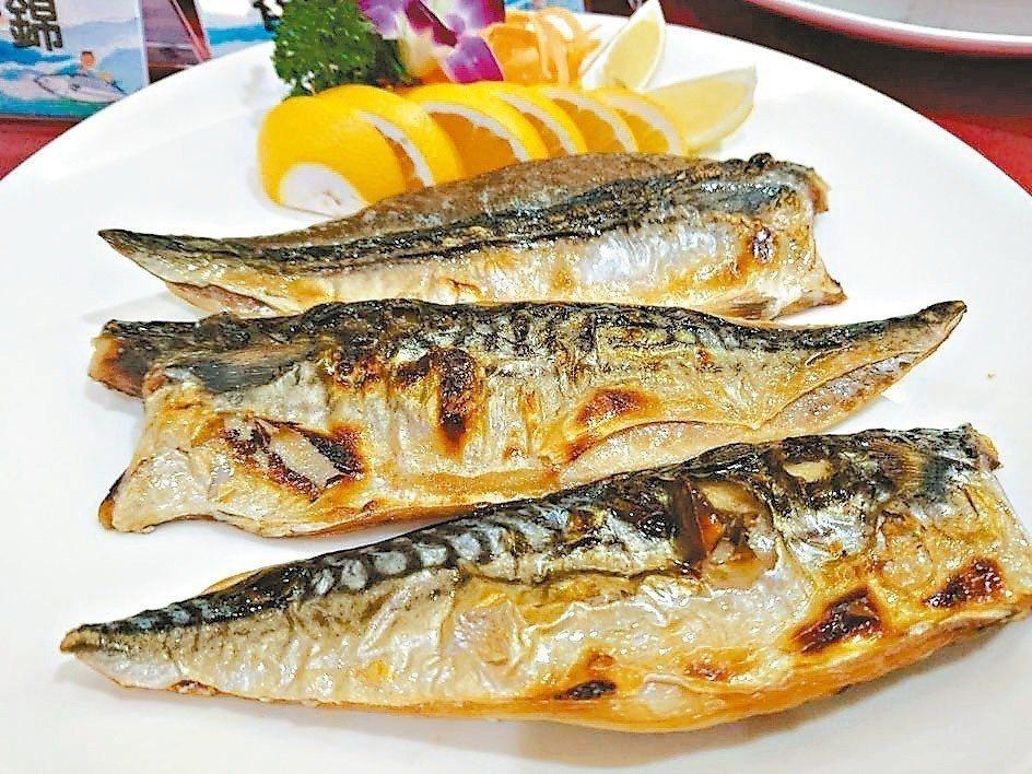 南方澳九月鯖魚季,正是大啖鯖魚風味餐好時機。 記者羅建旺/攝影