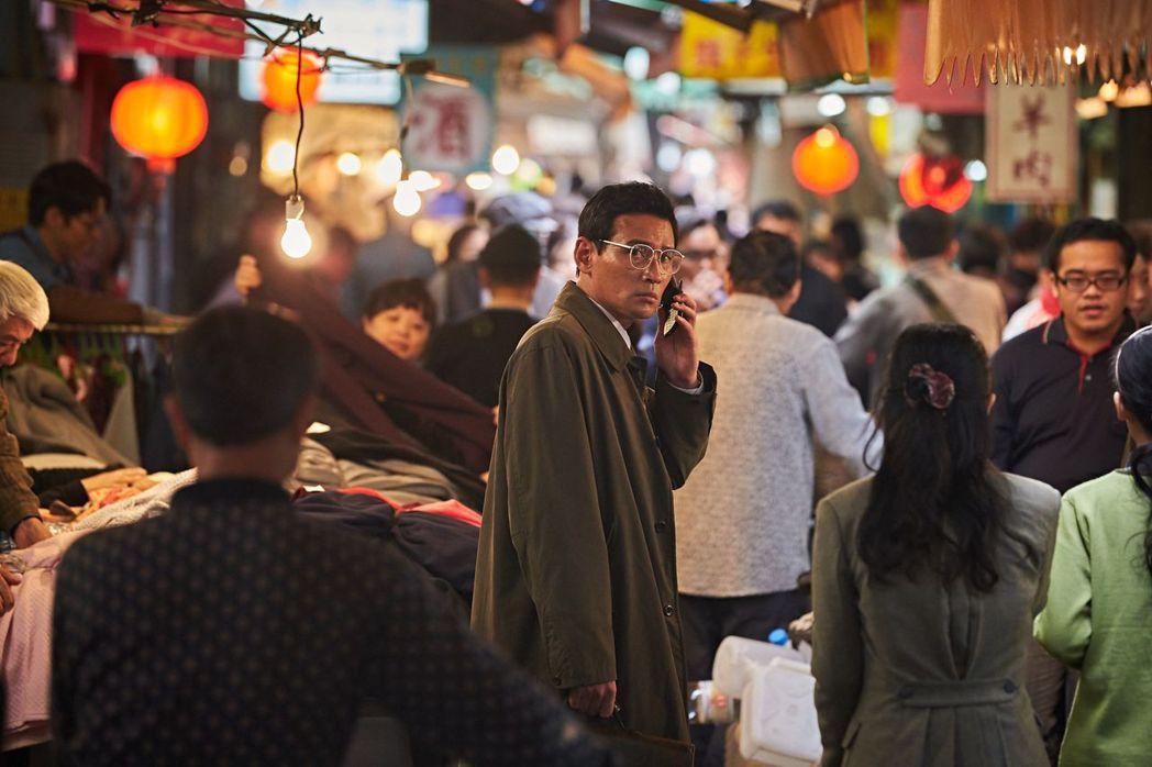 「北風」部分場景在台灣拍攝。圖/Catchplay提供