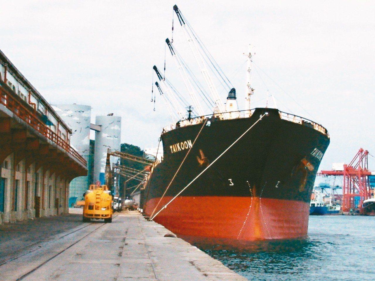 BDI指數站穩2千點關卡,擁有節能船舶的業者會跟著受惠。 圖/聯合報系資料照片