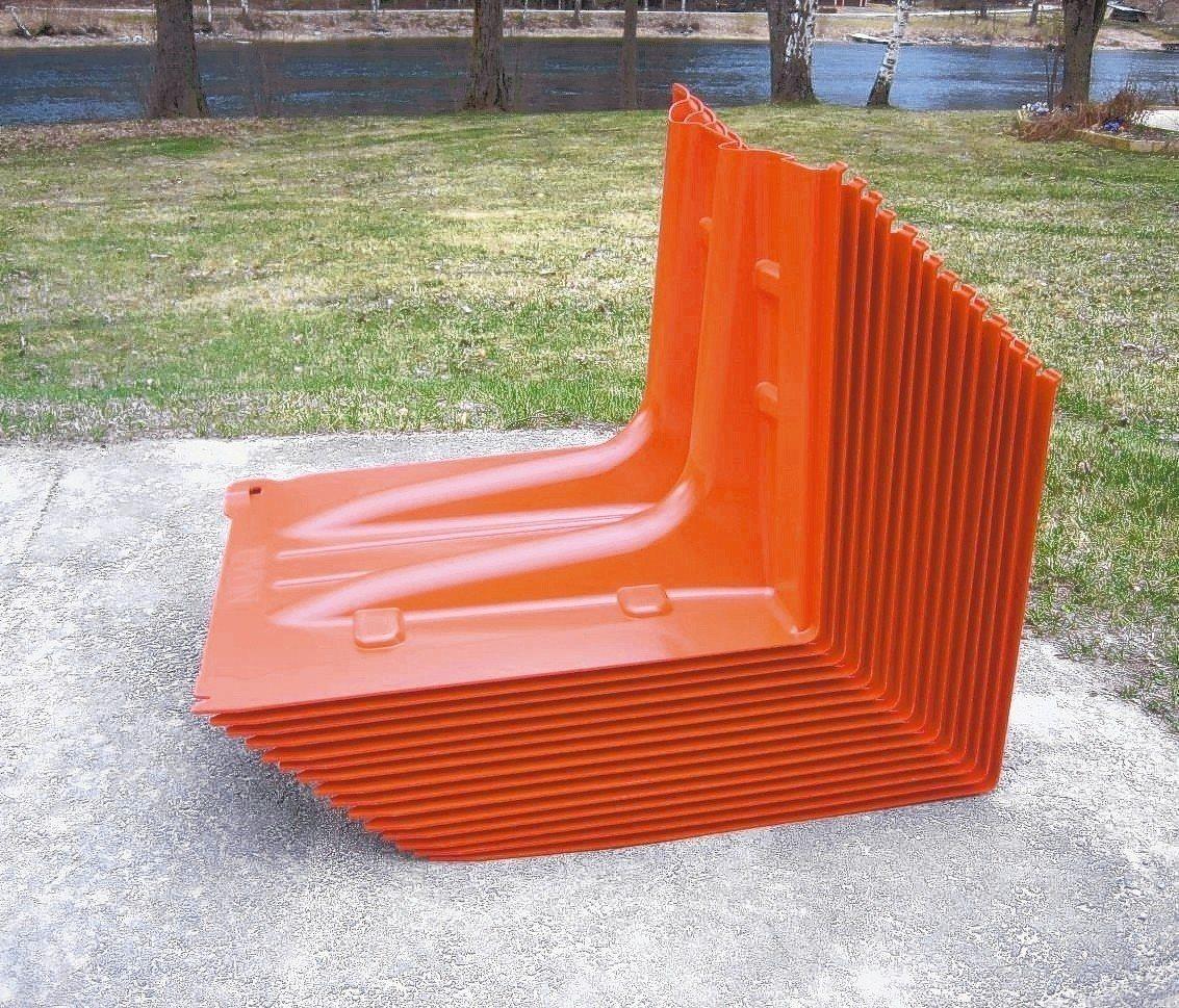 活動式防洪板每片有效寬度62.5公分,防水深度50公分,可視防水線長度採購需要的...