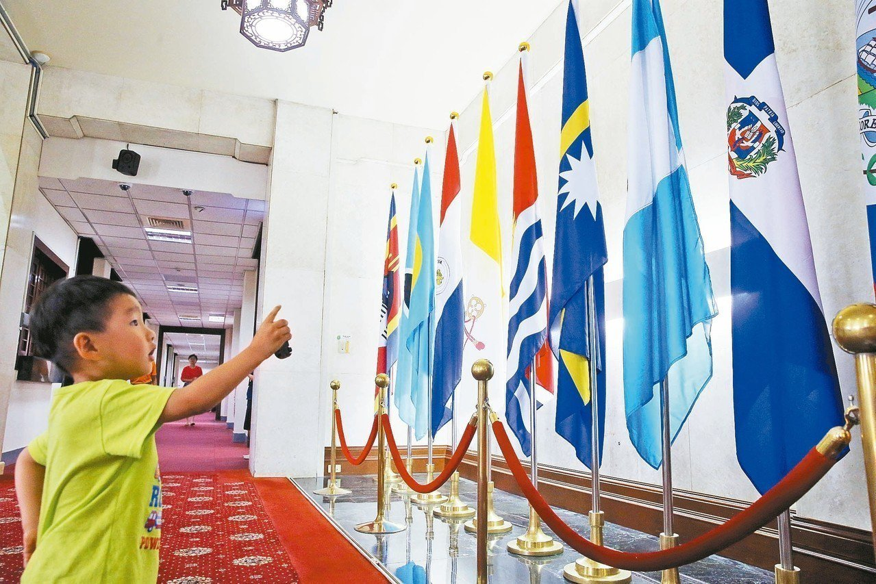 巴拿馬、多明尼加與薩爾瓦多相繼與中華民國斷交。 圖/聯合報系資料照片