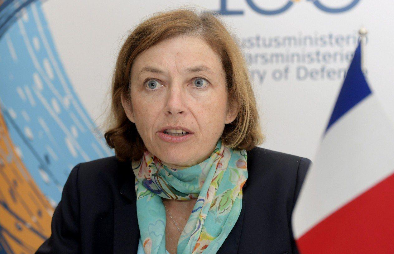 法國國防部長帕利(Florence Parly)。 路透社