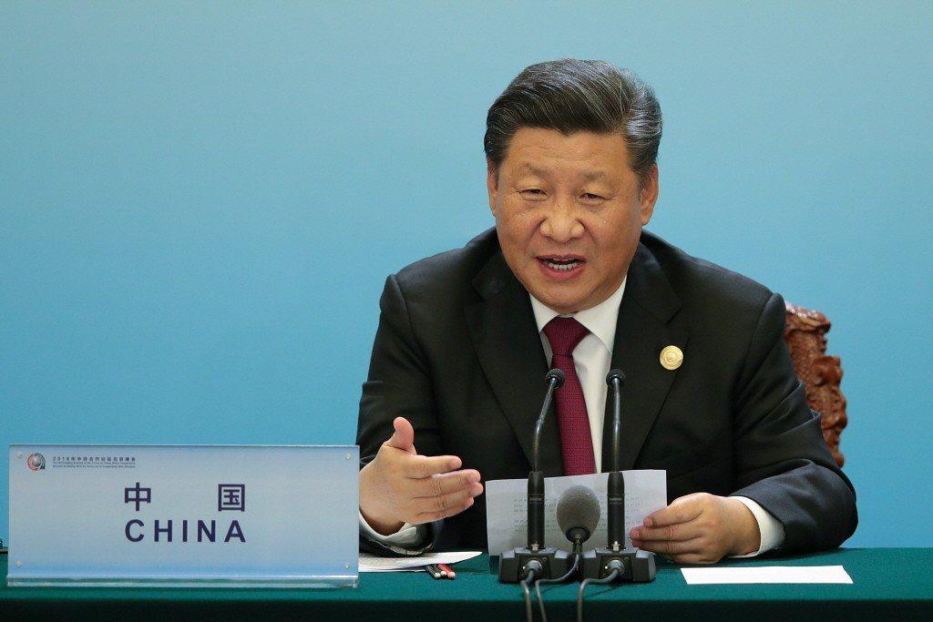 中國領導人習近平。路透