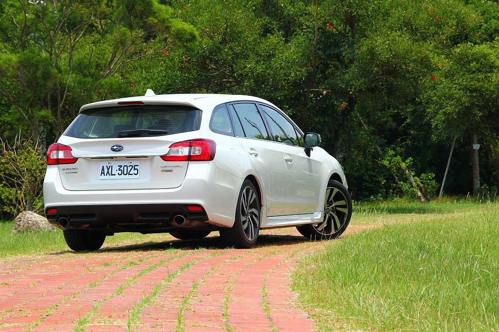 Subaru總代理意美汽車在7月導入許多人期盼已久Levorg 2.0,不過真的能找回那些過往的性能旅行車迷嗎? 記者張振群/攝影