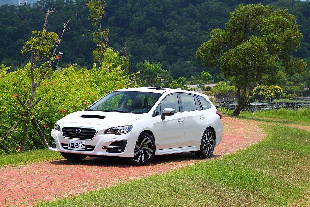 開的是性能、還是懷念?Subaru Levorg 2.0呼喚起性能旅行車回憶