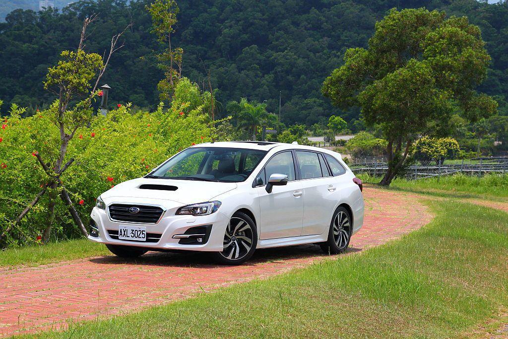 Subaru總代理意美汽車終於導入動力更充沛的Levorg 2.0車型。 記者張振群/攝影