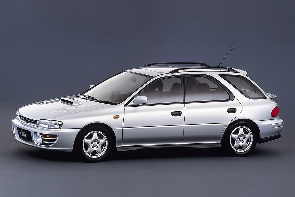 還記得18年前讓許多人著迷的國產Subaru Impreza 2.0 GT Turbo 5D嗎?新發表的Levorg 2.0能否接替這相同的性能旅行車位置呢? 圖/Subaru提供