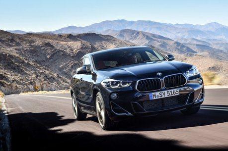 M Performance首款四缸車型 全新BMW X2 M35i兇猛來襲