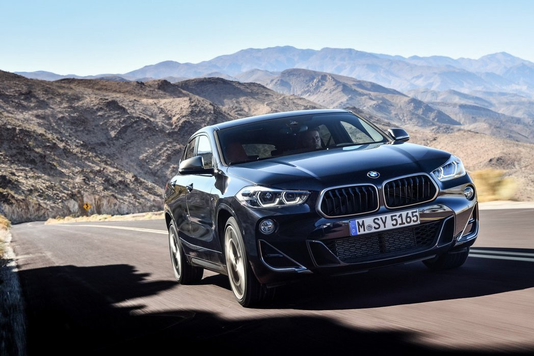 BMW全新M Performance車型,X2 M35i。 摘自BMW