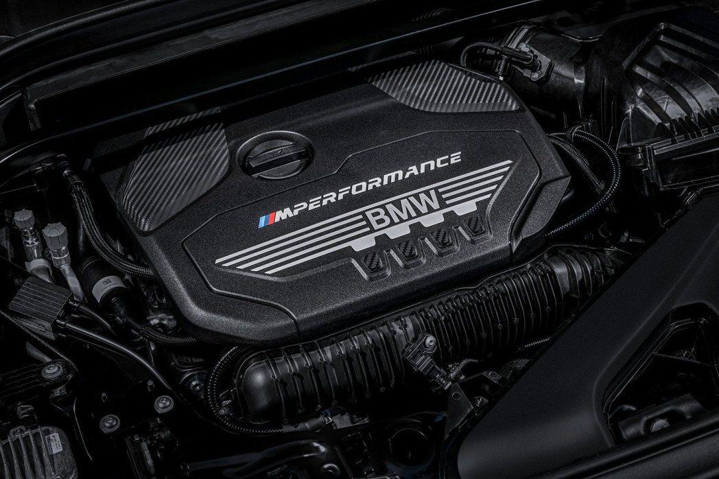 BMW X2 M35i是M Performance首度擁有四缸引擎配置的車型。 ...
