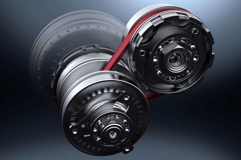 CVT變速系統相比傳統變速系統約可節省10%燃油消耗,在選購新車時也能多加留意。 圖/Nissan提供