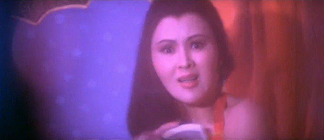 楚湘雲扮演的名妓慘遭剝皮。圖/翻攝自YouTube