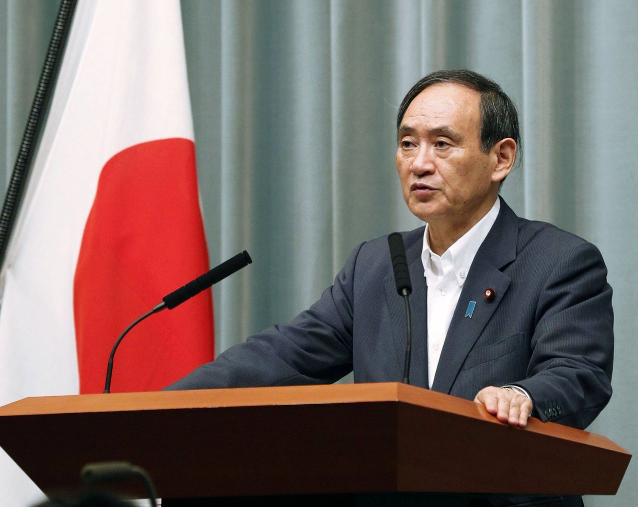 日本官房長官菅義偉今上午表示,目前確定因北海道強震造成死亡的人數為21人、心肺停...