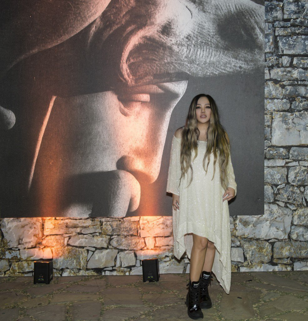 張惠妹獲邀到義大利「Celebrity Fight Night」音樂晚宴,和跨界...