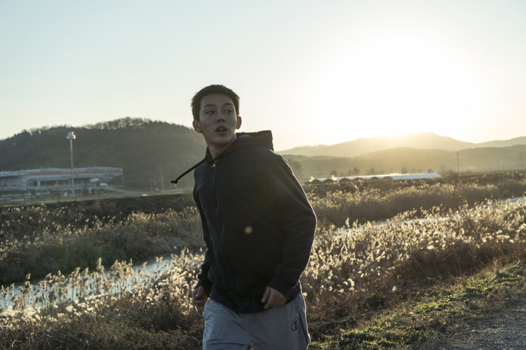 劉亞仁主演「燃燒烈愛」將代表南韓角逐奧斯卡獎最佳外語片獎。圖/華聯提供