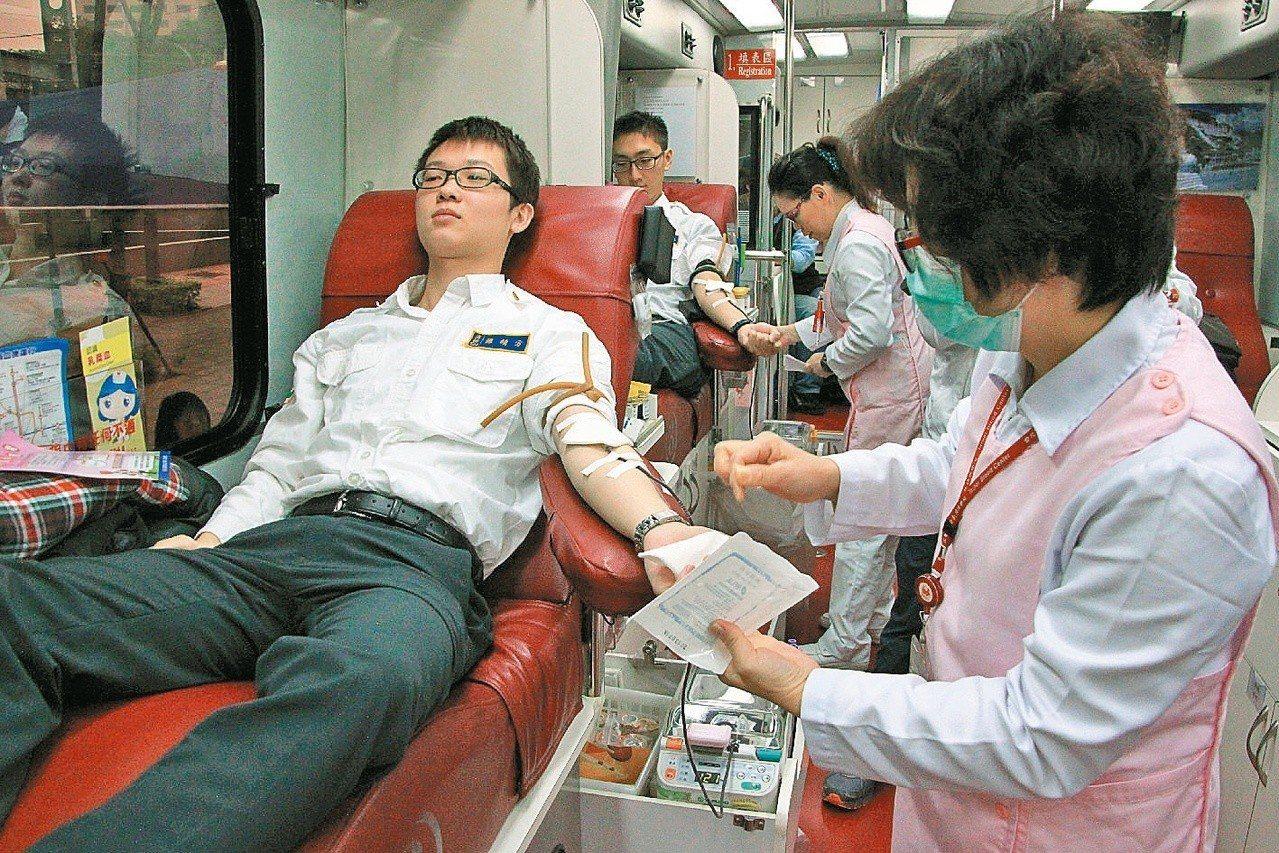 使用血小板分離術捐血小板會導致缺鈣?血液基金會顧問醫師、台大醫院小兒血液腫瘤科兼...