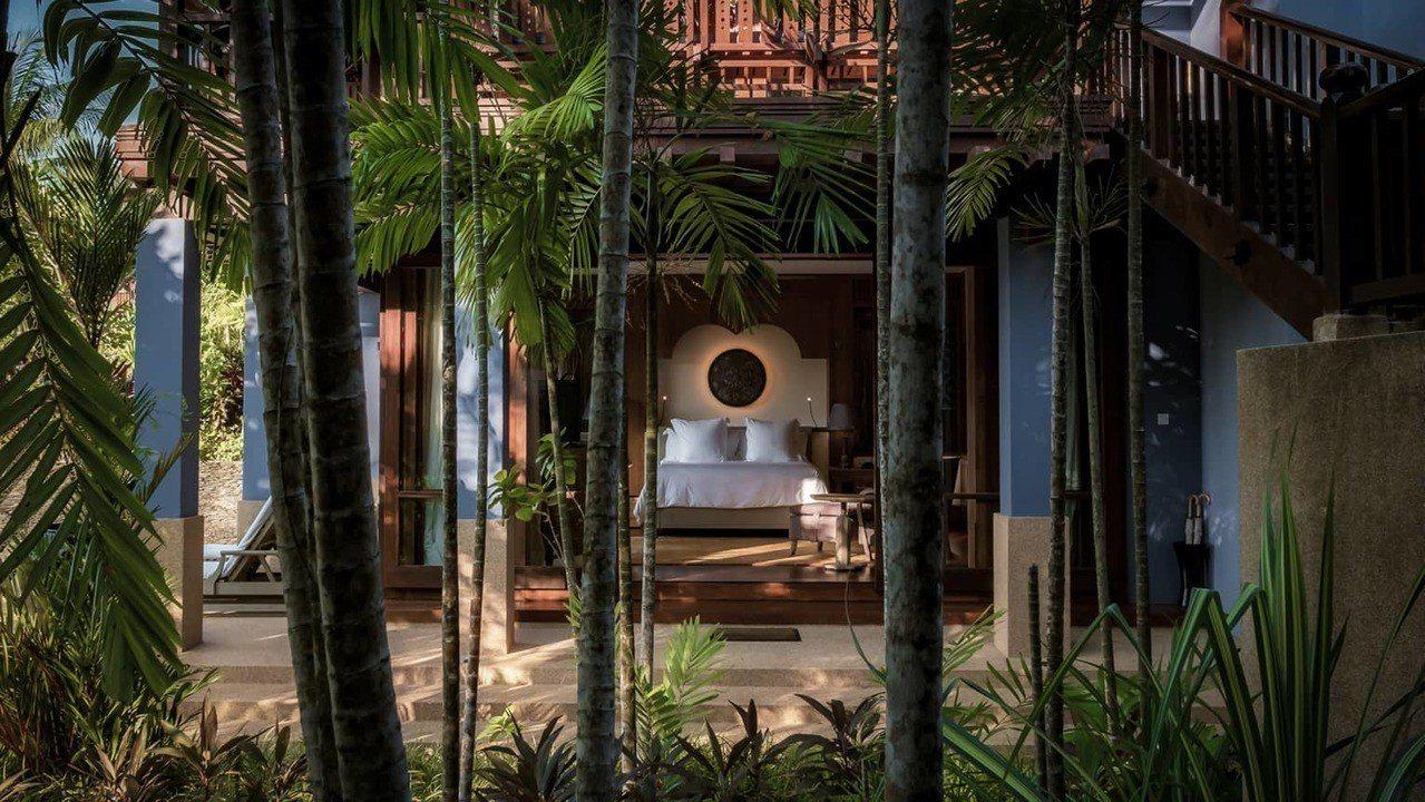 蘭卡威的四季酒店是當地代表性的奢華酒店。圖/馬來西亞觀光局提供