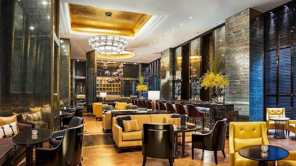 Astor Bar是梁張雅絲第一次出現的景點。圖/馬來西亞觀光局提供