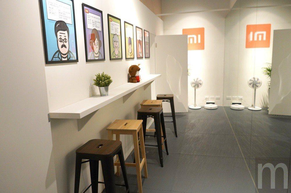 小米基地即將在台北市民生社區展示