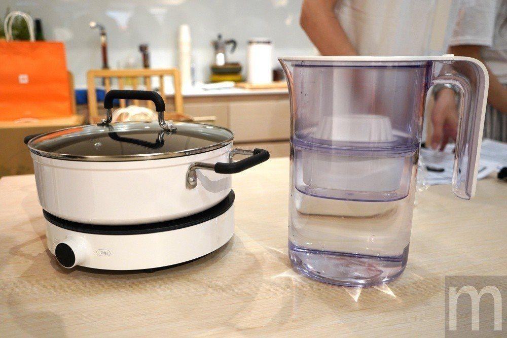 即將引進台灣市場的米家電磁爐、米家濾水壺
