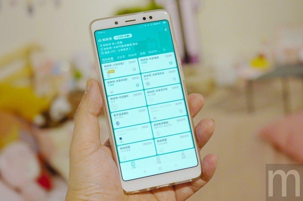 所有裝置都能透過米家App進行連線、設定、操作