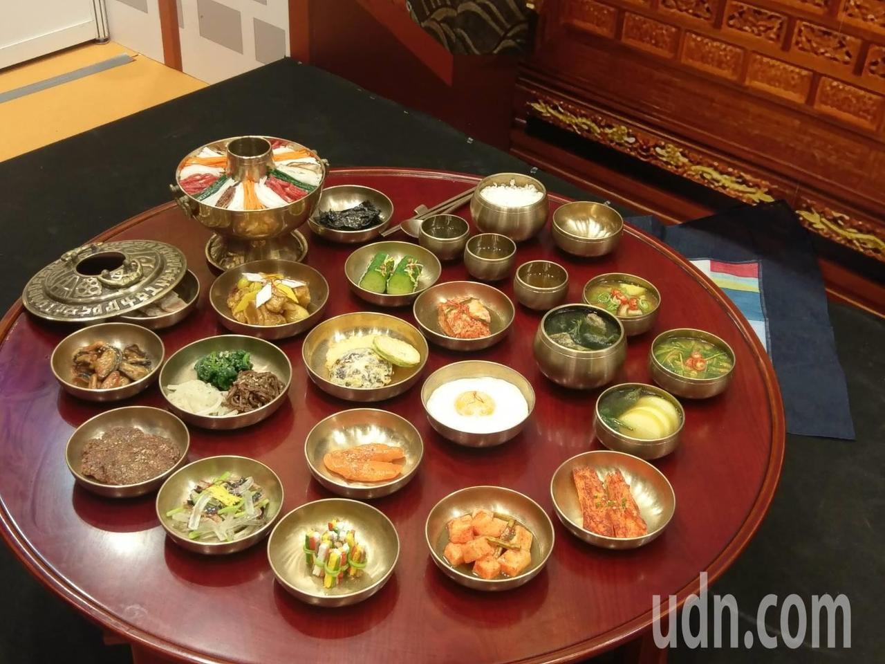 韓國主廚料理秀將最原汁原味韓式料理呈現給台灣民眾,讓更多台灣民眾對韓國文化留下美...