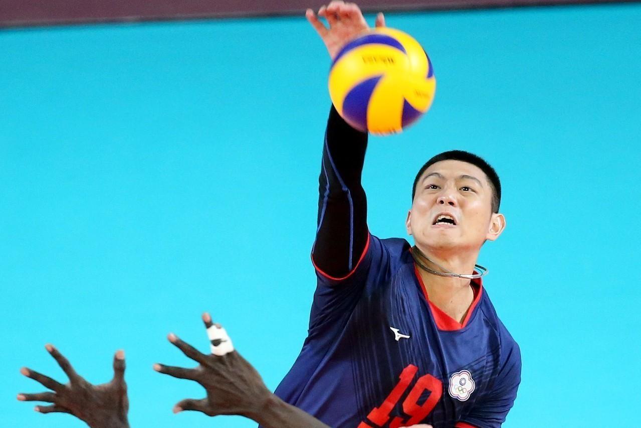 過去的「台灣隊長」陳建禎,今年將以松下黑豹球員身分返台踢館。 聯合報系資料照