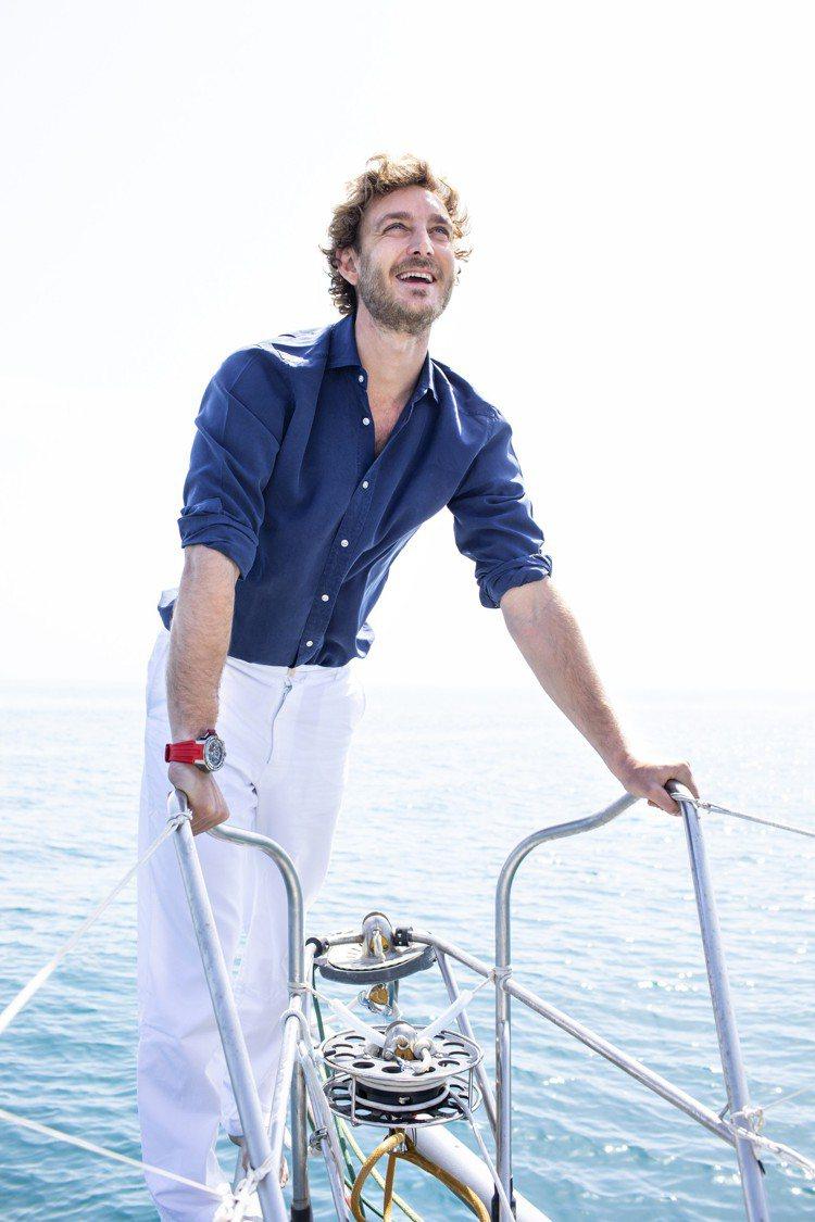 凱莉王妃外孫Pierre Casiraghi不僅是王室成員、還是成功的企業家,更...