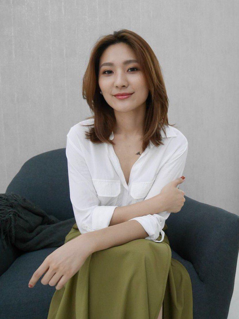 曾詠熙曾在2年前推出EP。圖/曾詠熙提供
