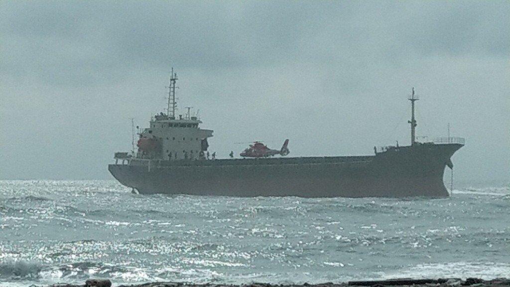 台灣的船舶和船員在國際上頻遭不平等待遇。 圖/高雄港務公司提供