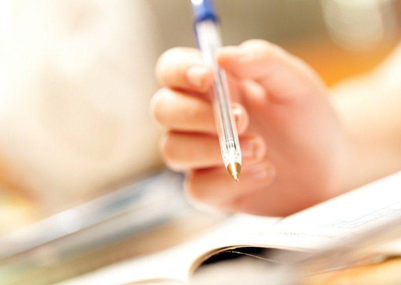 寫作教室。圖片來源/ingimage