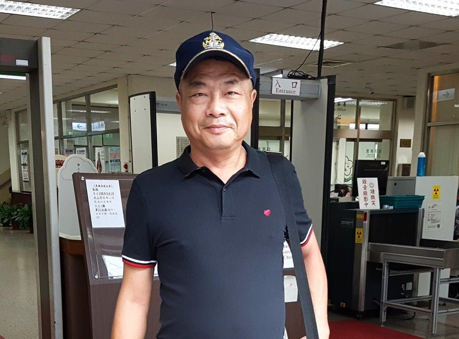 統促黨黨員李承龍。 聯合報系資料照/記者王宏舜攝影