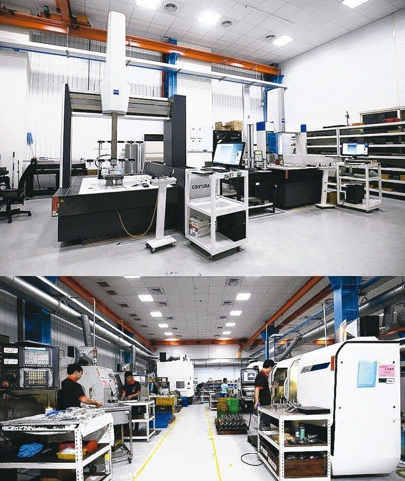 內外徑研磨專家元精,提供一條龍的車、銑、磨及OEM全方位服務。 業者/提供