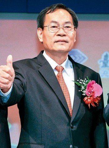 廣越董事長楊文賢。 本報系資料庫