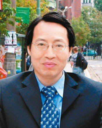 亞洲生態發展聯盟理事長、臺北大學國際企業研究所助理教授涂登才。 圖/涂登才提供