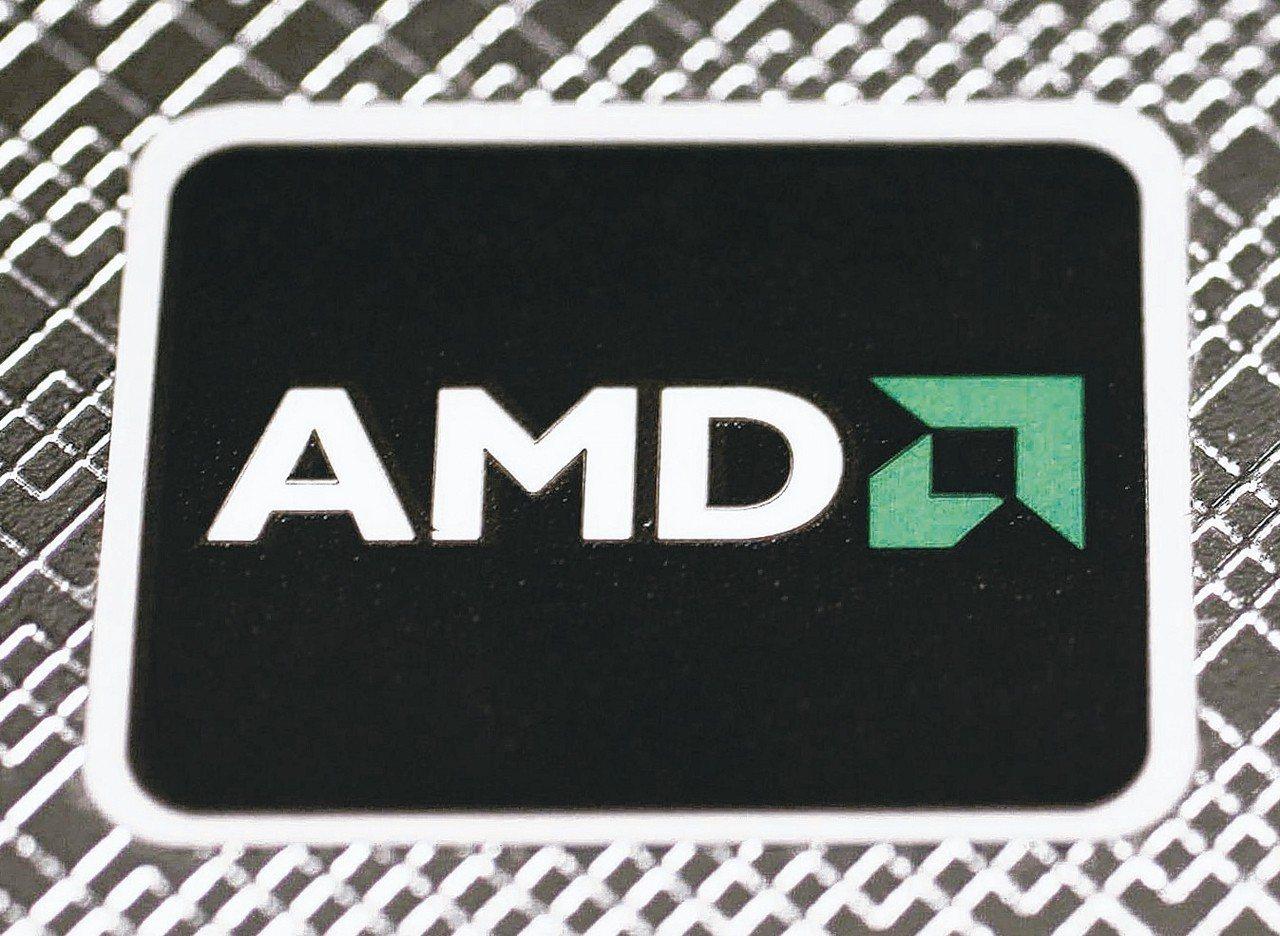 黑超微(AMD)正與格芯重議晶圓供應協定。 圖/聯合報系資料照片