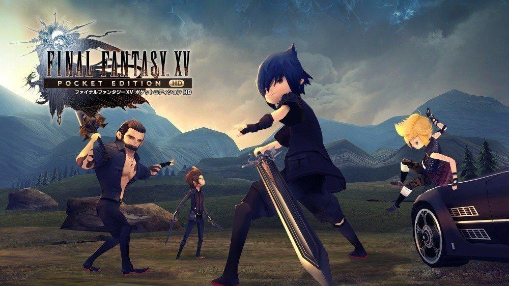 《Final Fantasy XV口袋版》將重登家機平台
