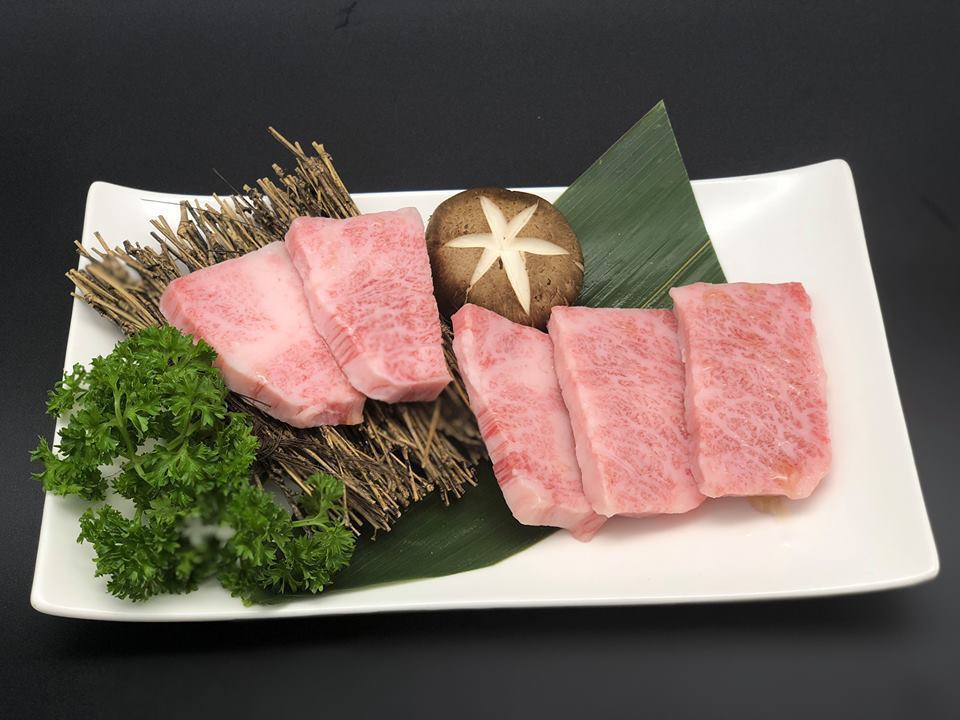 圖/摘自Shinbashi Yakiniku 新橋燒肉屋粉絲團