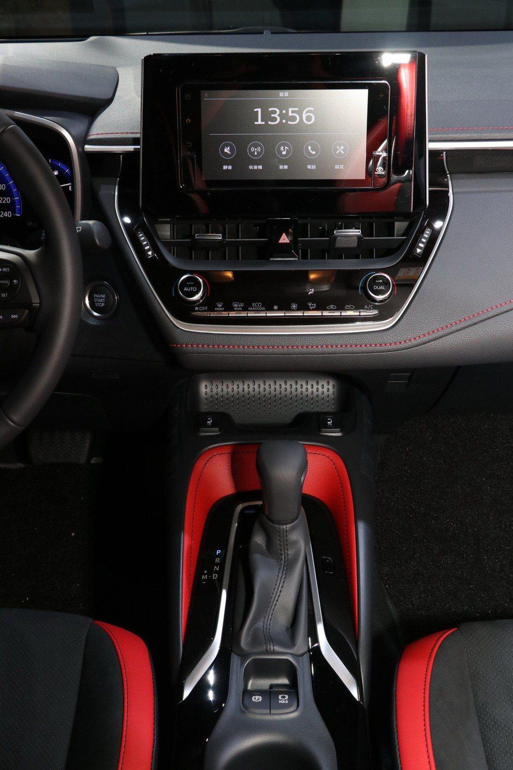 配備Drive+隨行駕駛系統。 記者陳威任/攝影