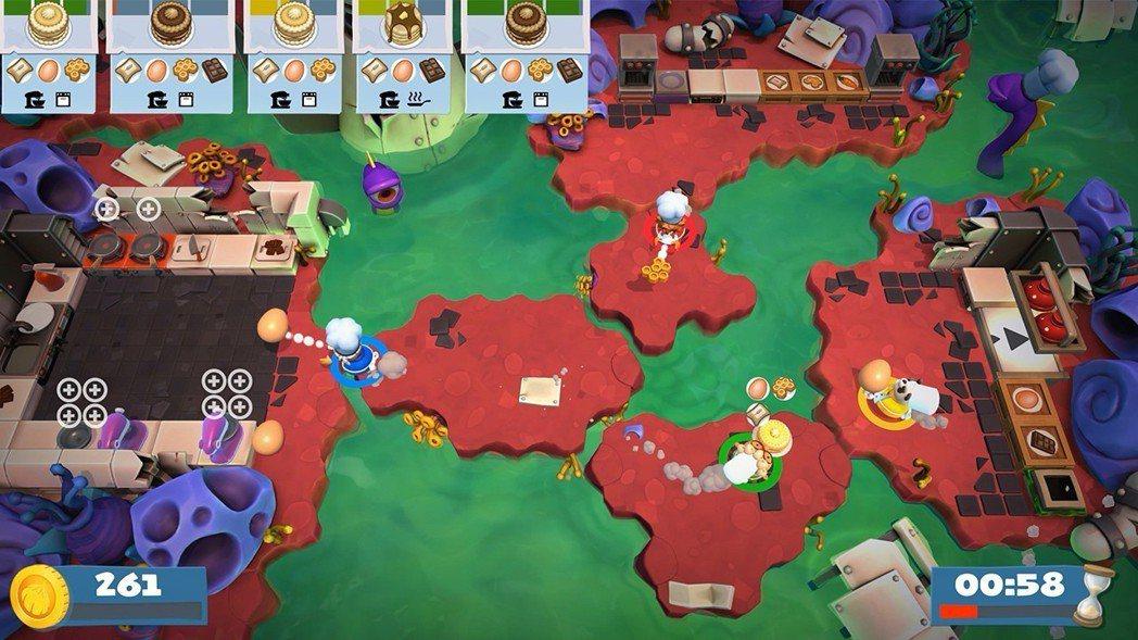 圖片來源/《煮過頭》遊戲畫面截圖