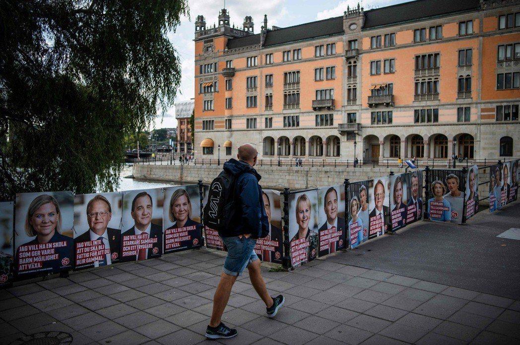 瑞典的選舉,可用四個字做總結:「安靜、冷靜。」雖然此次大選被看作關鍵選戰,但地方...