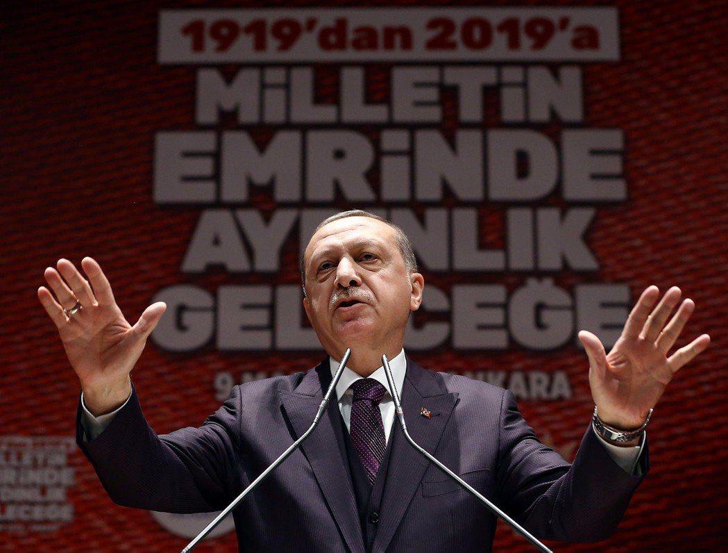 土耳其經濟危機對於歐元區影響有限,影響最大的反而是厄多安一向以改革者自居,以及將...