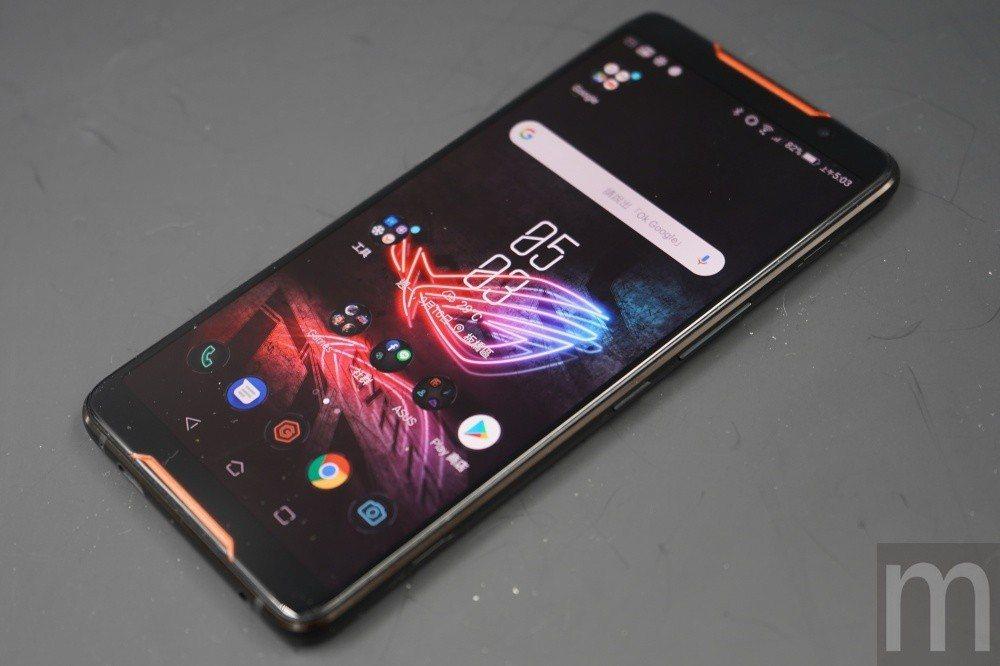 ROG Phone採5.99吋AMOLED螢幕,強調最高可對應90Hz畫面更新率