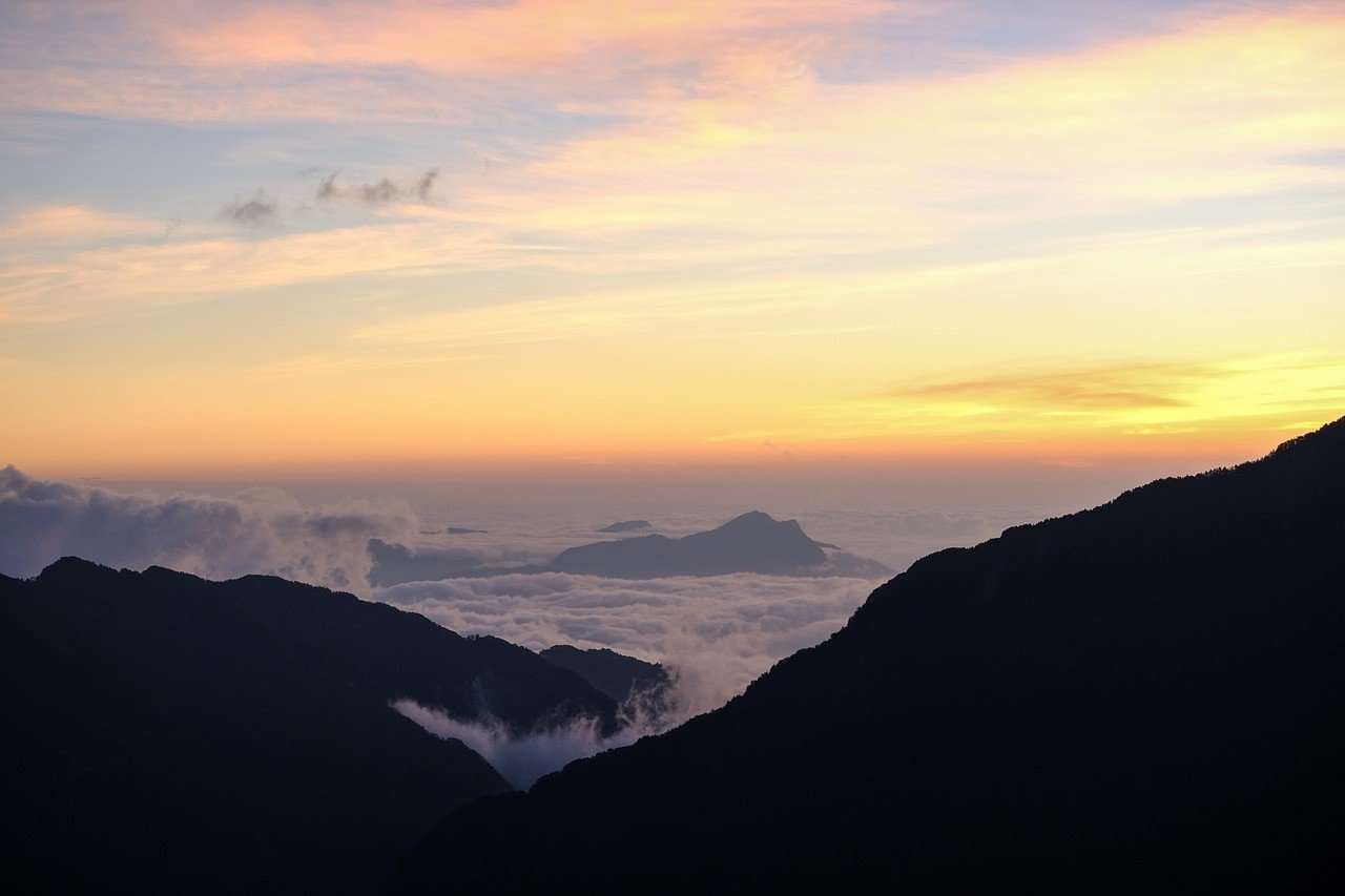 ▲台灣登高賞雲海景點-合歡山雲海。(圖/Tripbaa趣吧!亞洲自由行專家)