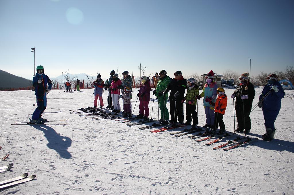 ▲韓國滑雪體驗-專業教學。(圖/High One官網)