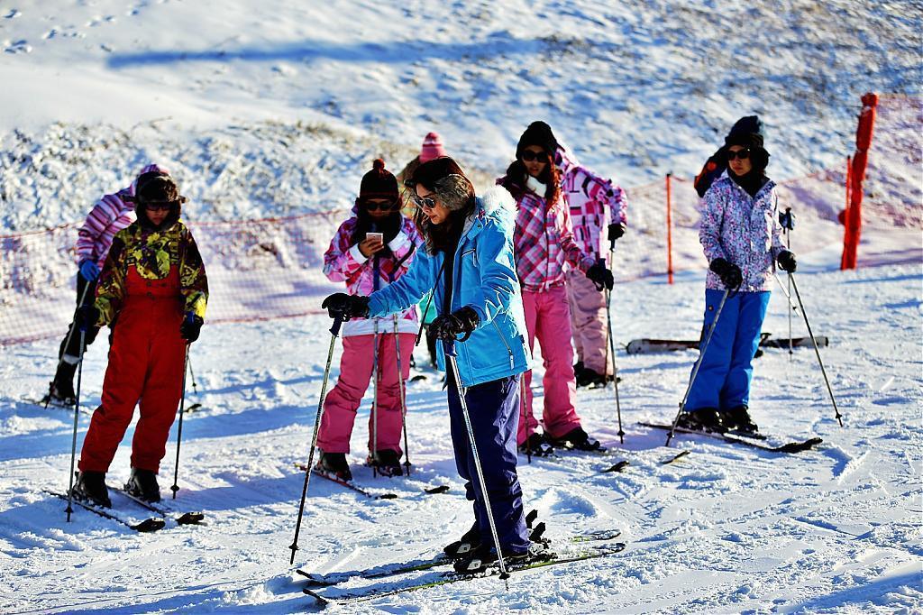 ▲韓國滑雪-雙板滑雪場體驗。(圖/High One官網)