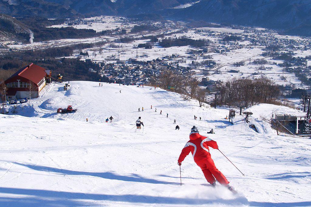 ▲韓國滑雪VS.日本滑雪。(圖/Tripbaa趣吧!亞洲自由行專家)