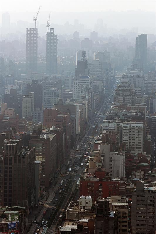 不分國界的霧霾現象,是近年備受矚目的氣候議題。