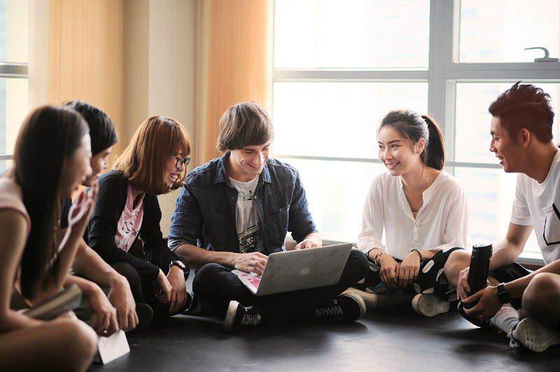 ▲高教評鑑未來需更重視學生的就業力表現。 (澳門理工學院提供)