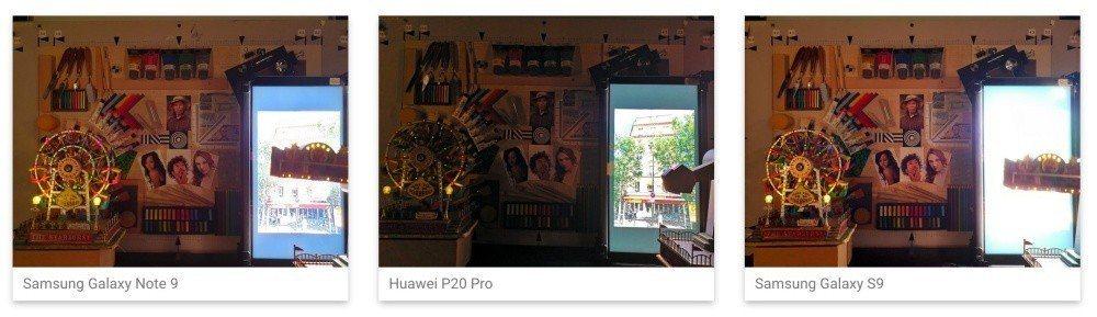 變焦鏡頭的拍攝細節比較,P20 Pro由於得力於4000萬畫素高解像能力設計,因...